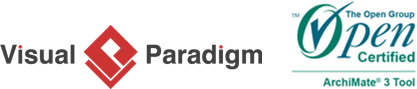 Visual Paradigm - The Open Group certified ArchiMate tool